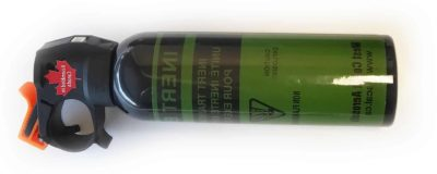 Inert Training Spray